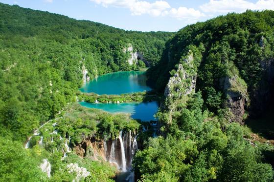 Каскад озер