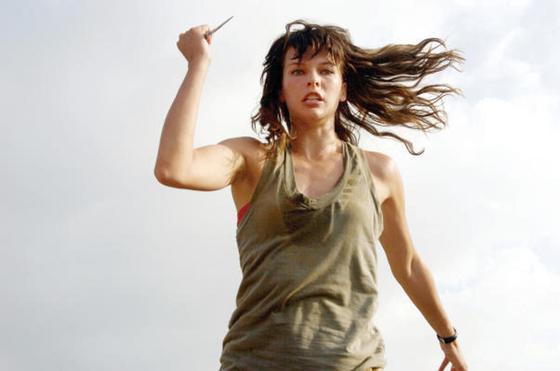 Милла Йовович: фильмы с участием актрисы