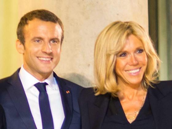 Эммануэль Макрон: жена президента Франции, история любви