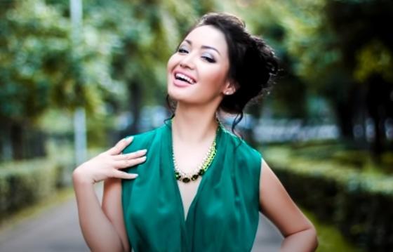 Красавица Аша Матай