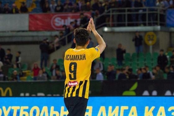 Бауыржан Исламхан. instagram.com/islamkhan_9