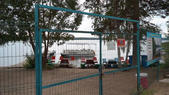 Из Бурабая выгнали почти всех туристов (фото, видео)