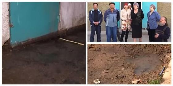 Поручение Токаева по «вонючему» дому выполнили за два часа