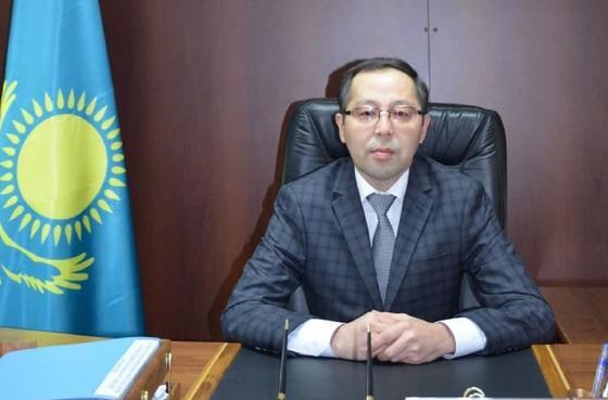 Нурлан Алдамжаров назначен председателем Комитета по водным ресурсам МЭГПР РК
