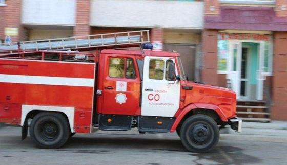 200 человек эвакуировали из центра материнства и детства в Нур-Султане