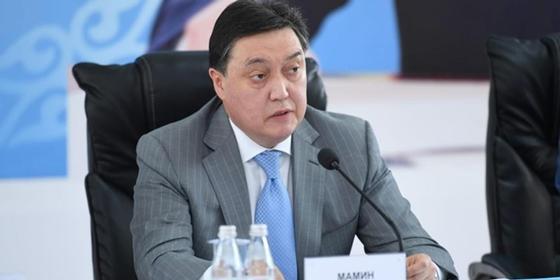 Назарбаев премьер-министр қызметіне Асқар Маминді ұсынды