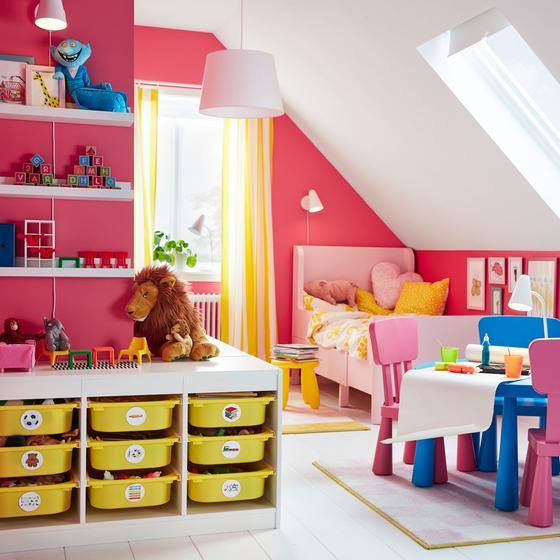 Детская комната: идеи для дизайна