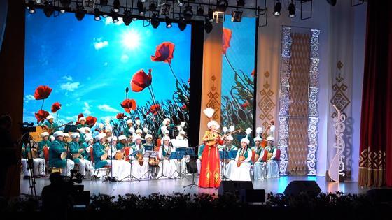 Фестиваль имени Турсынгазы Рахимова