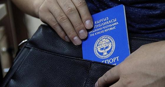 Кыргызстанца с поддельным паспортом задержали казахстанские пограничники