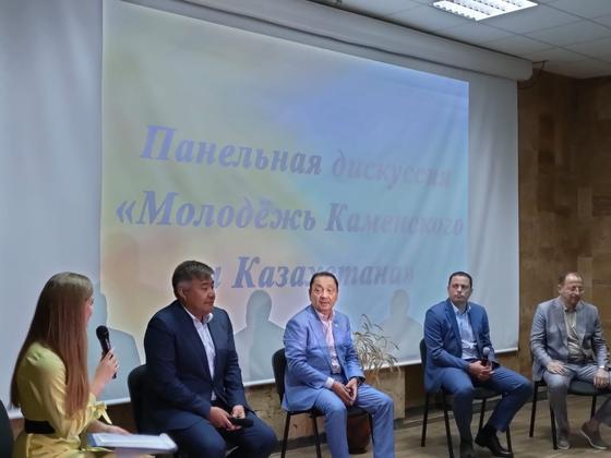 Делегация Казахстана в Украине