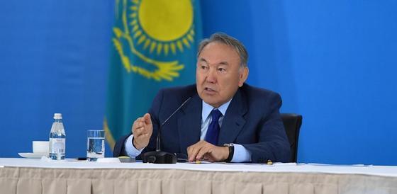 Нұсұлтан Назарбаев. Фото: Ақорда