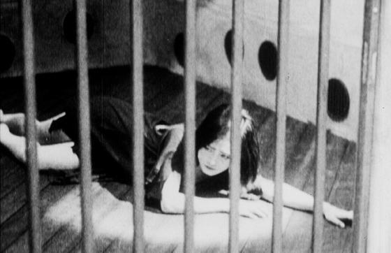 Японские фильмы ужасов: Страница безумия