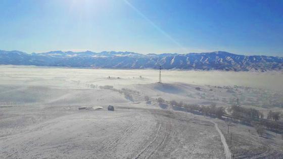 Вышка связи Beeline в Алматинской области