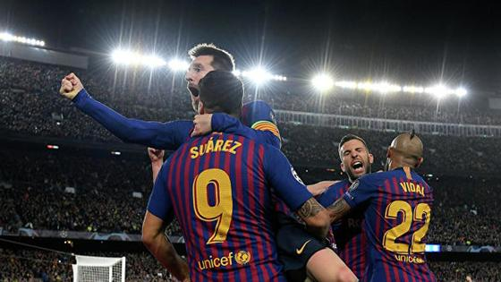 «Барселона» разгромила «Ливерпуль» в полуфинале Лиги чемпионов