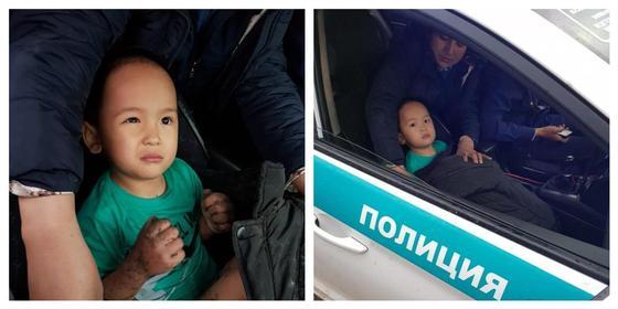 Исатай Динаби. Фото: Алматы полициясының баспасөз қызметінен