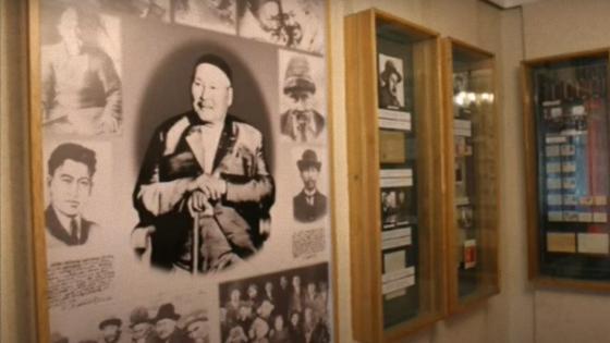 Выставка в музее Сабита Муканова