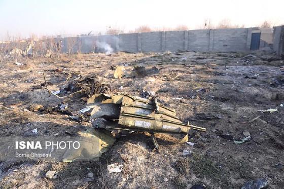 Теракт или ракета: причины крушения самолета назвал Совбез Украины