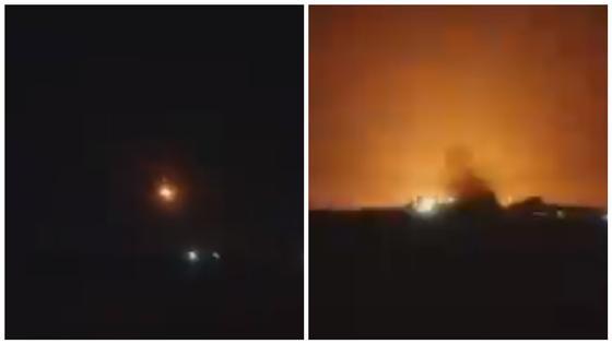 Появилось новое видео падения украинского лайнера в Иране