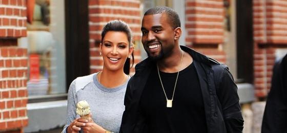 Канье Уэст удивил Ким Кардашьян подарком на Рождество за 14 млн долларов
