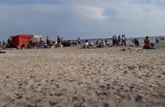 Руководство пляжа в Актау наказали за нарушение карантина