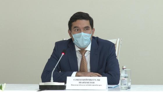 Сакен Шаяхметов