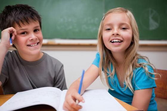 Физминутки для начальных классов в стихах: комплекс для глаз