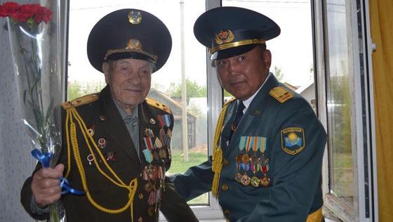 В Уральске скончался старейший ветеран ВОВ