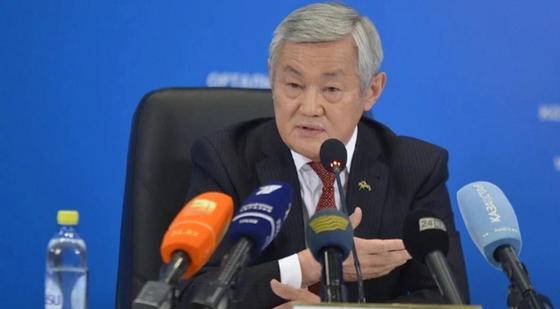Бердібек Сапарбаев. Фото: abctv.kz