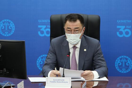 Ғанибек Қазантаев