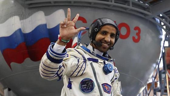 Первый астронавт-араб отправится на МКС с Байконура