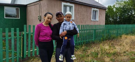 Муж, жена и ребенок