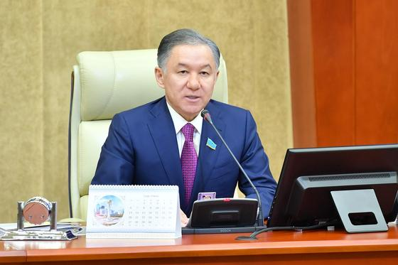 Нигматулин: новые поправки – законодательная поддержка инициатив Президента К.К.Токаева