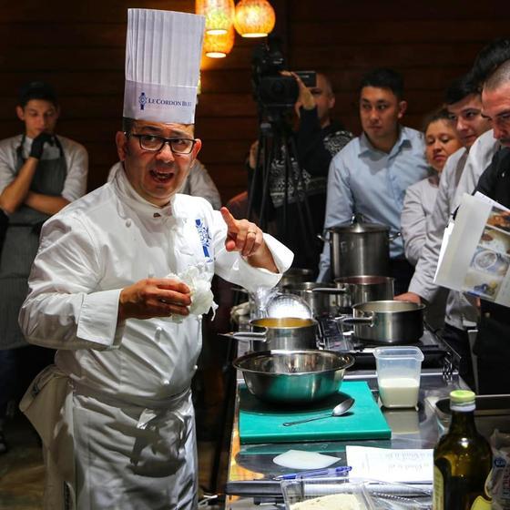 Первый фестиваль французской кулинарии прошел в Усть-Каменогорске