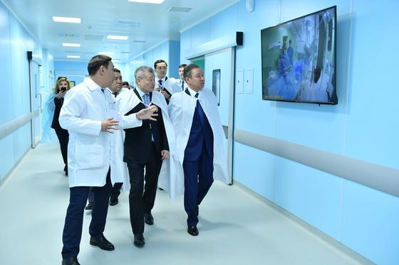 Нигматулин встретился с медицинской общественностью ВКО