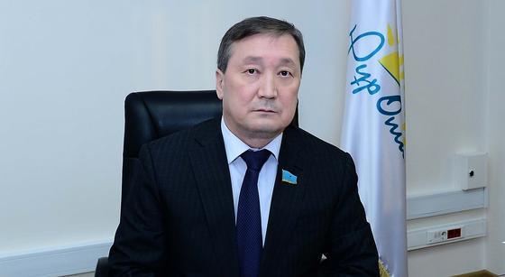 Омаров стал министром сельского хозяйства
