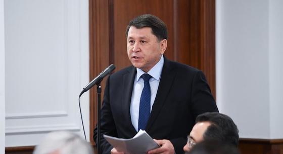Жандарбек Бекшин стал главным санврачом Алматы