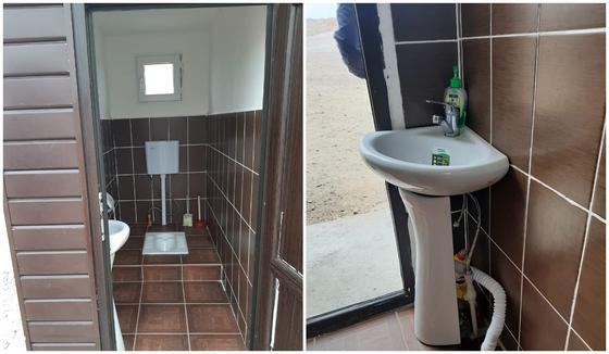 """""""Нет воды, чтобы помыть руки"""": алматинку возмутили туалеты на Чарыне"""