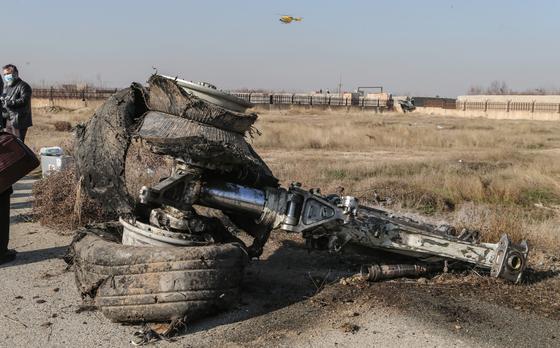 Иран опубликовал первые результаты расследования падения самолета в Тегеране