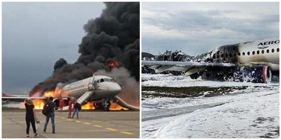Самолет сгорел в Шереметьево: состояние двоих пострадавших улучшилось