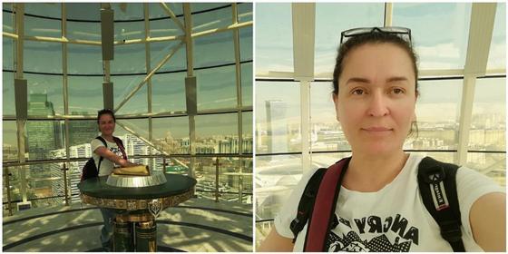 «Вы красивы, как нация»: россиянка побывала в Нур-Султане и сильно удивилась