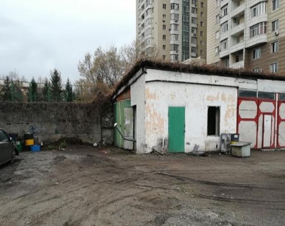 Здание ул.Сатпаева, 64 Б