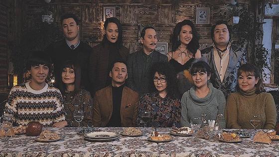 Казахские фильмы–комедии: «Класстастар»
