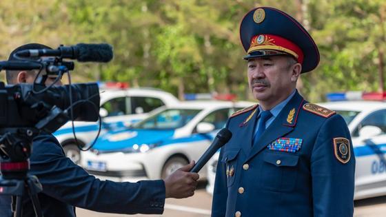 Тургумбаев: Установлены провокаторы стихийных митингов в Шымкенте