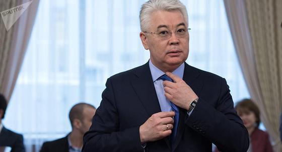 Назарбаев назначил министра иностранных дел Казахстана