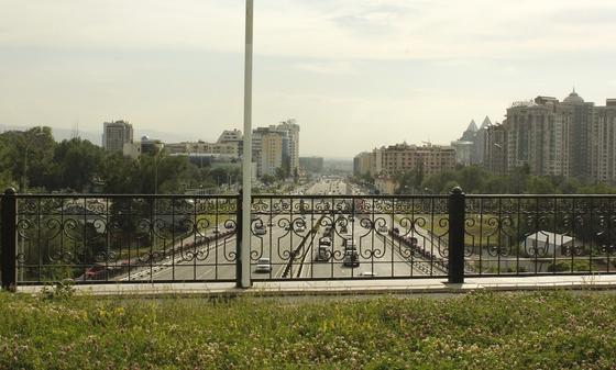 Погода в Алматы на 27 сентября