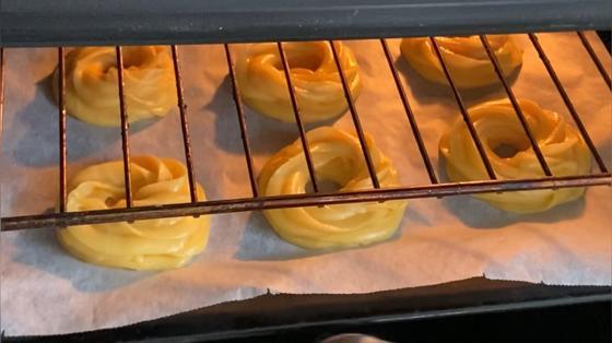 Заготовки в духовке