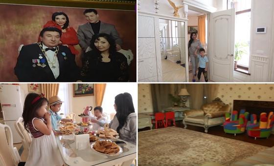 В гостях у Сиви Махмуди. Скриншот: НТК Show