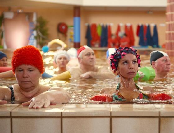 Кадр из фильма «Не худо бы похудеть»