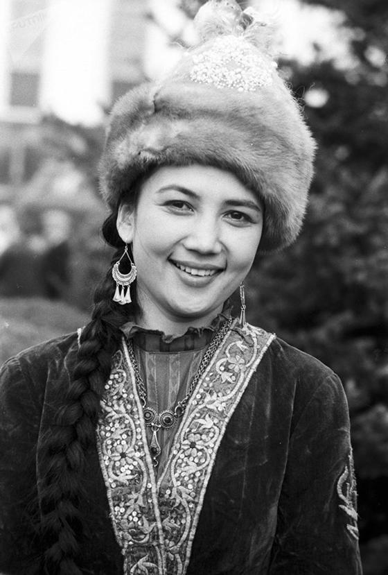 Данагүл Темірсұлтанова. Фото: Sputnik / Галина Кмит