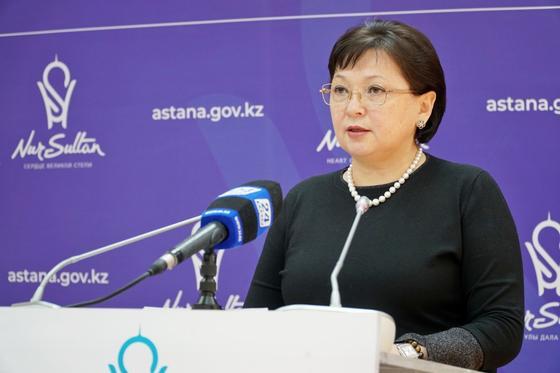 Сауле Кисикова ушла с поста руководителя столичного управздрава